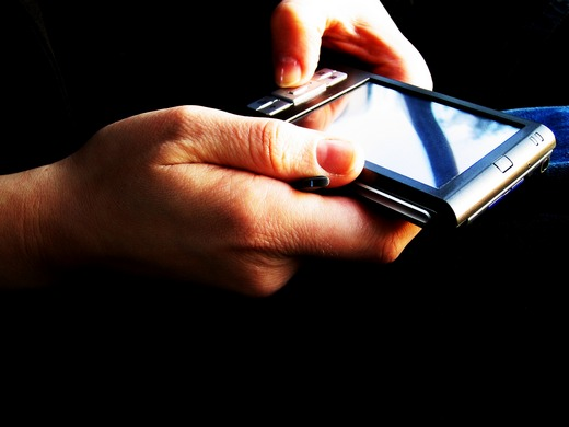 Modern handheld devices allow always-on internet access